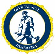 ☆Official Seal Generatorh☆