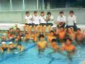 佐井寺中学水泳部
