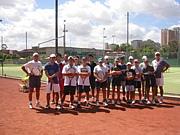 オーストラリアテニス留学