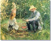 ベルト・モリゾ Berthe Morisot