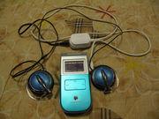 携帯電話で音楽を聴く人