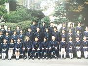 お茶中 平成15年卒業3年梅組