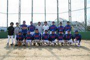 草野球 BLUE SOX