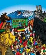 Reggaeを愛する!!!