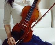 バイオリンはじめちゃいました