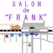 """salon de """" FRANK """""""