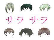★サラ髪同盟★