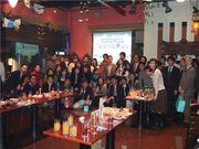 世界の料理とトークカフェの会