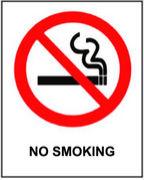 NO SMOKING ALLIANCE