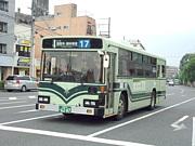 京都市交通局/京都市バス写真館