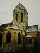 Auvers sur Oise ゴッホの町