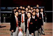 東京朝高1996年卒業生