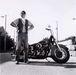 自分のバイク、写真で公開