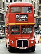 ロンドン 13番/N13番バス