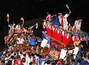 細島港祭り