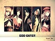 GOD EATER (BARST)☆コスプレ