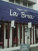 Designer's Cafe  La Brea