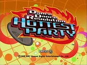 DDR HOTTEST PARTY