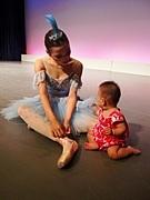 子連れママのバレエ:アロンジェ