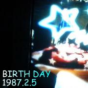 1987年2月5日生まれ