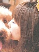 aikoの髪にモフモフしたい
