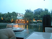 北京のカフェ