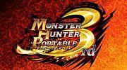 【MHP3】モンスターハンター3rd