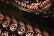 タイプライターが好き