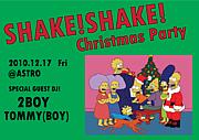 12.17 X'mas bySHAKE!SHAKE!