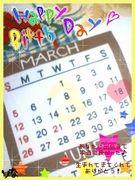 ☆1988年3月18日生れ☆