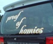 proof of homies