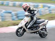 ミニバイクでスポーツ!!