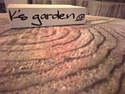 K's garden