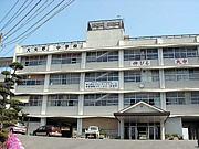 大矢野中学校!!