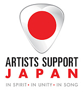 Artists Support Japan