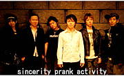 sincerity prank activity