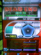DEAD END 'GROOVE RADAR'Special