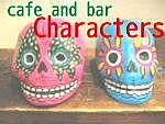 TexMex Bar CHARACTERS