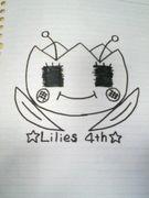 ☆Lilies 4th☆