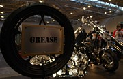 grease motor cycle