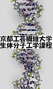京都工繊大 生体分子工学課程