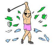 ゴルフやってみ隊