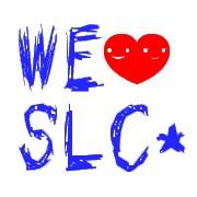 We love SLCヾ(・ω・*)ノ