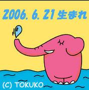 2006年6月21日生まれの会