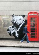 Banksy (バンクシー)
