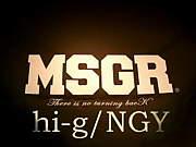 MSGR(メッセンジャー)Hi-g/NGY