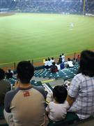 女性だけど野球が好きだ!