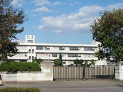 (旧)石橋町立古山小学校