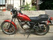 オリジナルバイクを作成