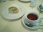 ティールーム/ティータイム/cake